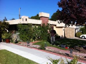 Castle Brittahytta Complete! Thanks for the help, Glen! :)