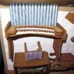 Edible Haunted Pipe Organ