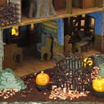 Graveyard Gate & Inside the House