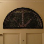 Spiderweb Door Decor