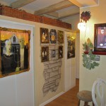 Portrait Gallery Hallway