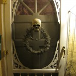 Skeleton Hand Wreath