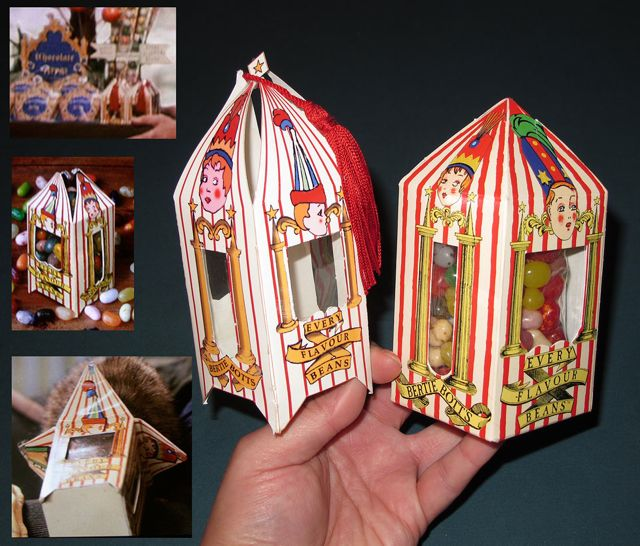 Bertie Botts Boxes Comparison