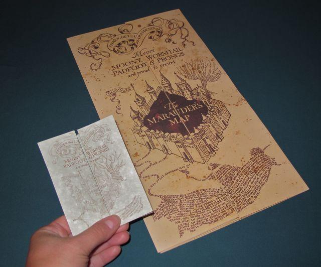 Marauders Map Comparison Britta Blvd