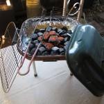 Brownie Briquettes