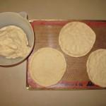 Whole Wheat Sourdough Pizza Crusts
