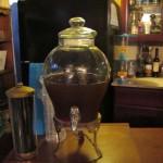 Iced Tea at the Bar