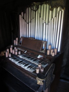 Pipe Organ Candle Planning