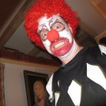 Scary Sean the Clown