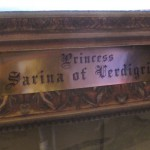 Princess Sarina of Verdigris