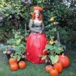 Pumpkin Queen Outside Set