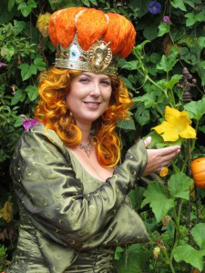 Pumpkin Queen Photo Shoot