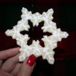 Sugared Snowflake