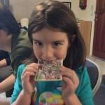 Ellie Chomps Candyland