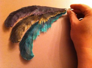 Edible Feathers 4