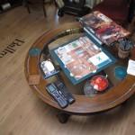 Game Board & Red Herrings in the Ballroom