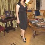 Mrs. Peacock in the Ballroom
