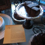 Lyle's lovely Classic Gingerbread Cake, with Guide Entry