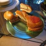 Tracia's Starship Sandwich