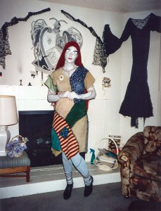 Sally 1994 with budget decor
