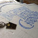 Nightmare Keychain & Gravestone