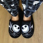 Skellington Slippers