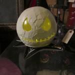 Jack Skellington Cheese Ball