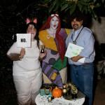 Scariest Costume Grumpy Cat Jen & Bob Ross John