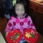 Proud cookie artist!