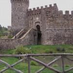 Castle front entrance