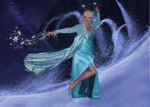 Elsa in Motion