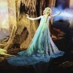 Elsa's Snowflake Cape in Frozen