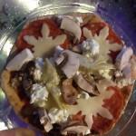 Debi's Snowflake Pizza