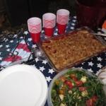 Yummy guest food