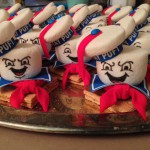 Stay Puft S'mores Finally Finished!