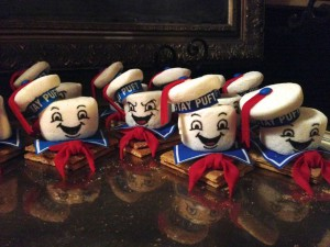 Surviving Stay Puft S'mores