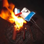 Torching Mr. Stay Puft
