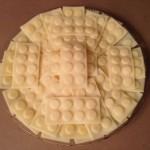 Mozzarella LEGOs for Master Builder Pizzas