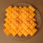 Cheddar LEGOs for Master Builder Pizzas