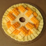 Construction Cheese & Crackers