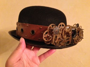 Steampunk Photo-Chapeau