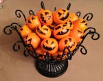 Adorable Mandarin Jack O'Lanterns