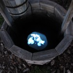 Queen Sova haunting the well