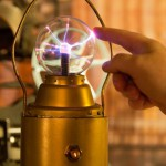 Plasma Globe - by Cat