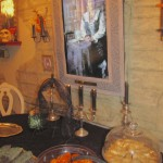 Inside Food Table - by Tash