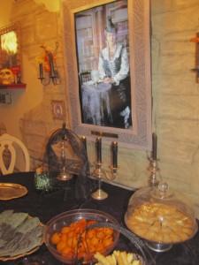 Inside Food Table by Tash
