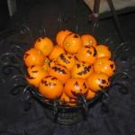 Mandarin Jack O'Lanterns - by Tash