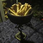 More Bloody Bone Breadsticks