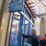 Anna & Elsa's Boutique at Downtown Disney was a must-see