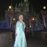 Elsa and the Spidery Castle